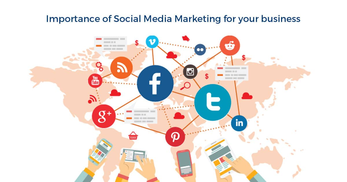 Advantages Of Social Media Marketing For You Business : Velocity Consultancy