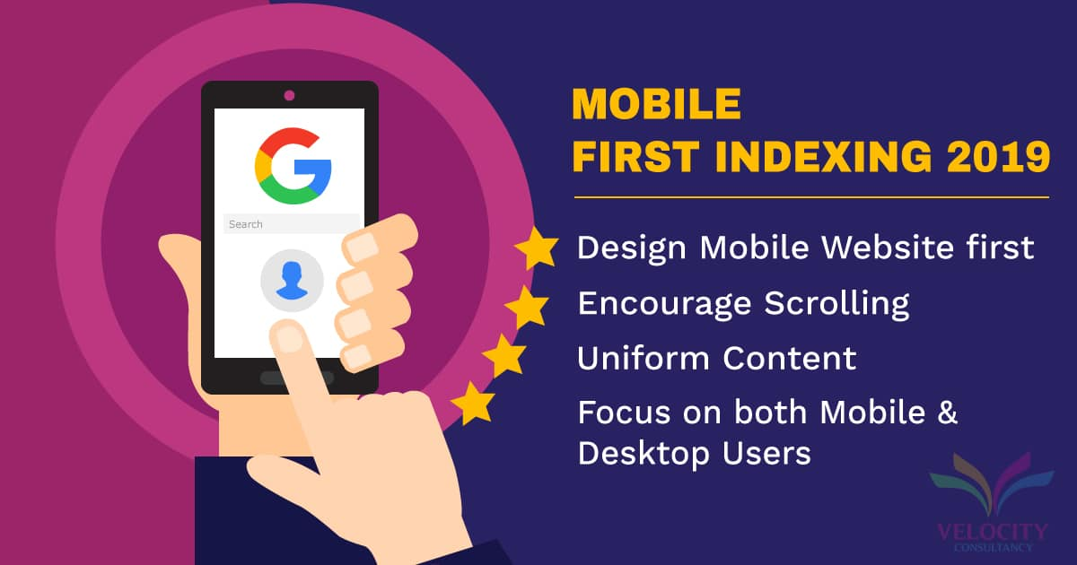 Mobile First Indexing 2019