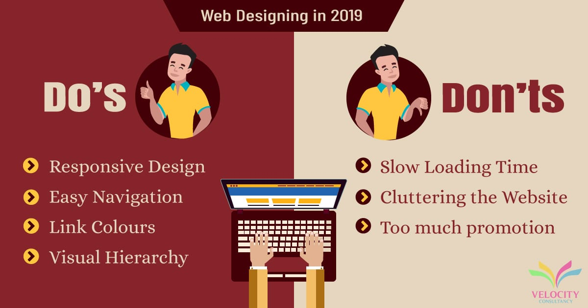 Web Designing in 2019