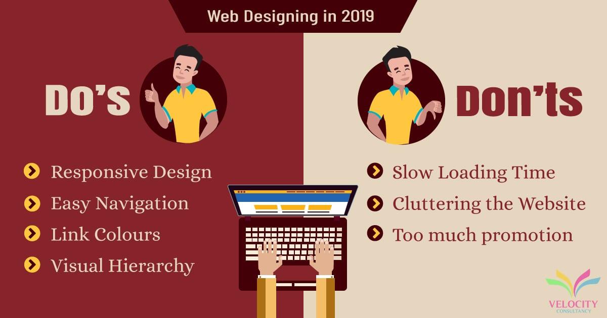 Web Designing in 2019