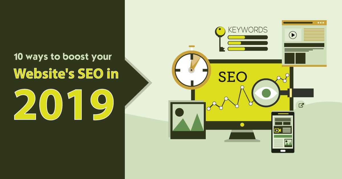 ways to boost your websites SEO in 2019