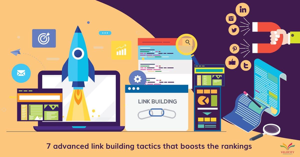 Advanced link building strategies
