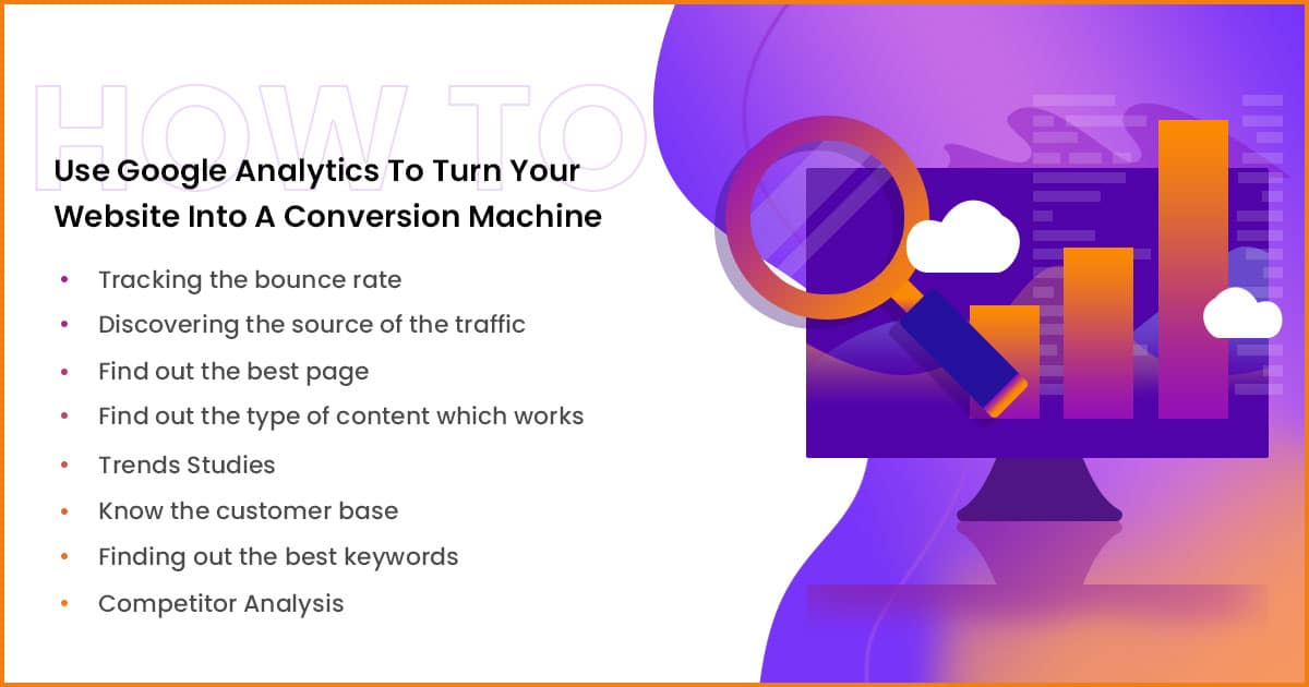 How to Use Google Analytics to Turn Your Website into a Conversion Machine