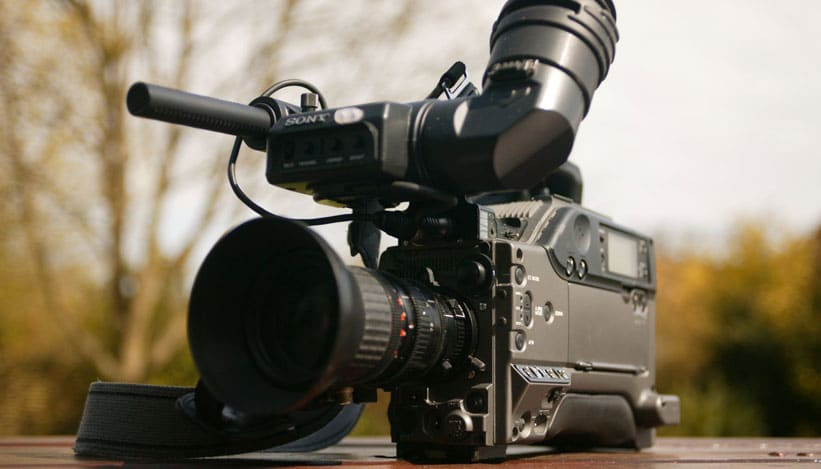how can videography promote your business on social media